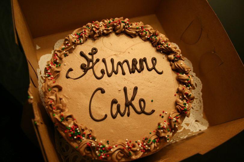 humane cake